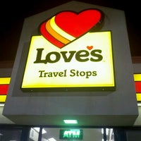 Photo taken at Love's Travel Stop by Cheri O. on 1/2/2013