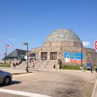 Photo taken at Adler Planetarium by Yuncheng P. on 6/30/2013