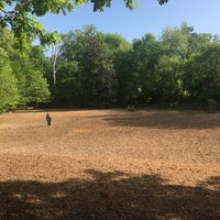 Photo taken at Oakhurst Dog Park by Patrick Q. on 4/16/2017