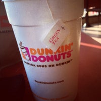 Photo taken at Dunkin' Donuts by Eric B. on 1/3/2013