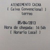 Photo taken at Banco do Brasil by PH Tim B. on 4/5/2013