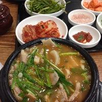 Photo taken at 부자국밥 by Sanghyuk B. on 8/14/2014