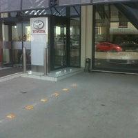Photo taken at Toyota Plaza Toyan by CHARACTER AUTO Havaalanı , TCDD Gar, Aşti, Şehir İçi Ve Şehirler Arası Shuttle  0533 232 34 87 0. on 11/6/2012
