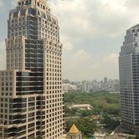 Photo taken at Bandara Suites Silom by Tanya T. on 3/12/2013