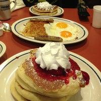 Снимок сделан в IHOP пользователем Liliana 12/23/2012