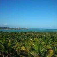 Foto tirada no(a) Mirante da Praia do Gunga por Michelly B. em 11/26/2012