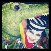 Photo taken at Santa Pub Crawl by Berenice F. on 10/27/2013