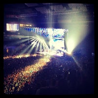 Photo taken at Wizink Center - Palacio de Deportes de la Comunidad de Madrid by Óscar G. on 6/27/2013