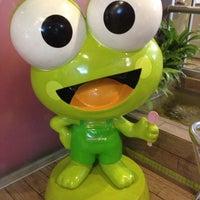 Photo taken at Sweet Frog by Juan B. on 6/12/2013