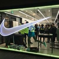 Photo taken at Nike+ Run Club Nakameguro by Ryan T. on 4/12/2017