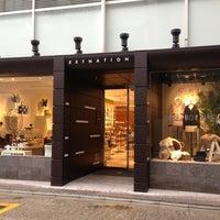 Photo taken at エストネーション 有楽町店 by Ryan T. on 6/12/2013