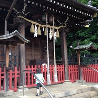 Photo taken at 中町天祖神社 by Ryan T. on 5/16/2013