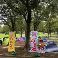 Photo taken at こどもの国 中央広場 by Ryan T. on 8/19/2018
