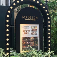 8/4/2017にRyan T.がMADISON NEW YORK KITCHENで撮った写真