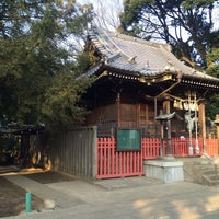 Photo taken at 中町天祖神社 by Ryan T. on 2/24/2014