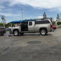 Photo taken at Faschings Car Wash by Adam R. on 6/29/2015
