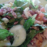 Photo taken at Doc Green's Gourmet Salads & Grill by Emily C. on 4/2/2013