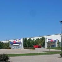 Photo taken at Viaero Event Center by Adam M. on 10/24/2012
