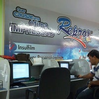 Photo taken at Reprox by Rodrigo H. on 12/12/2012