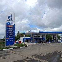 Photo taken at Газпромнефть АЗС № 78 by Evgeniy Z. on 6/20/2013