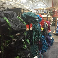 Photo taken at REI by Norah A. on 1/16/2016