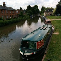 Photo taken at Hungerford Lock by Harold D. on 6/23/2014