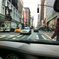Photo taken at Manhattan, NY by Zawezo D. on 10/17/2012