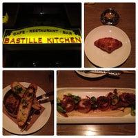 Photo taken at Bastille Kitchen by Joselin M. on 11/30/2014