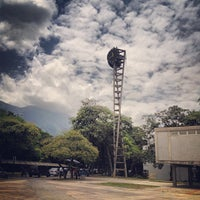 Photo taken at Universidad Central de Venezuela by Sebastián G. on 7/3/2013