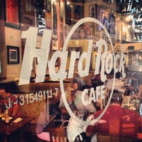 Photo taken at Hard Rock Cafe Margarita by Sebastián G. on 11/11/2012