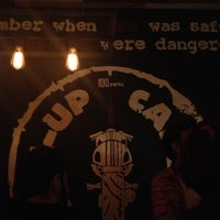 Photo taken at Ton-up Café NYC by Kristin S. on 4/4/2013