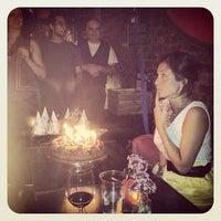 Photo taken at Ton-up Café NYC by Kristin S. on 7/10/2013