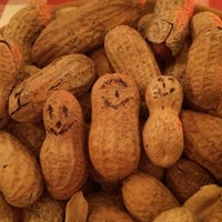 Photo taken at Jimmie Kramer's Peanut Bar by Brandi C. on 10/28/2014