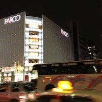 Photo taken at Parco by Kunihiko K. on 12/6/2012