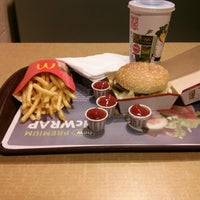 Photo taken at McDonald's by Christian A. on 4/25/2013