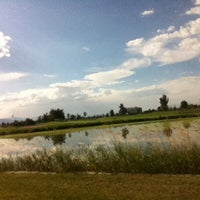Photo taken at East Bay Golf Course by Cory C. on 8/16/2013