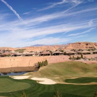 Photo taken at Falcon Ridge Golf Course by Cory C. on 3/9/2014