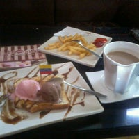 Photo taken at Es Cream Blessing cafee by Aryanti F. on 1/20/2013