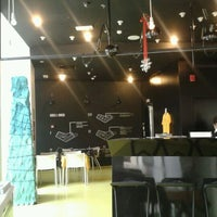 Photo taken at Goli + Bosi Design Hostel by Petra B. on 12/24/2012