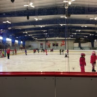 Photo taken at Columbia Ice Rink by Wangrok O. on 1/19/2013