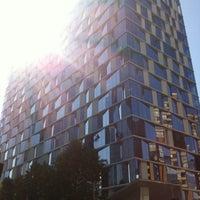 Photo taken at Edificio Corporativo Deloitte by Oscar M. on 12/4/2012