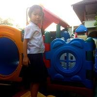 Photo taken at อนุบาลสวนน้อย by Prapapan L. on 12/11/2012
