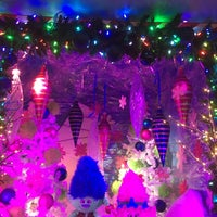 Photo taken at Christmas Ice Caverns by BECKY C. on 11/10/2016