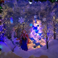 Photo taken at Christmas Ice Caverns by BECKY C. on 11/2/2014