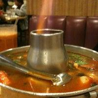 Photo taken at Original Thai BBQ by Saul S. on 2/14/2013