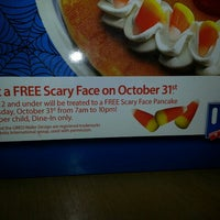 Photo taken at IHOP by Daniel W. on 10/21/2013