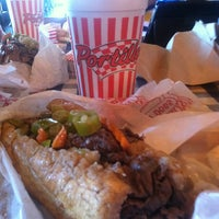 Photo taken at Portillo's by Eric G. on 3/28/2013