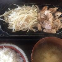 Photo taken at 町のステーキ屋さん 加真呂 錦糸町店 by M K. on 6/8/2015