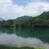 Photo taken at 四万湖 by M K. on 8/5/2017