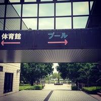 Photo taken at 浜線健康パーク by Koji O. on 7/2/2013